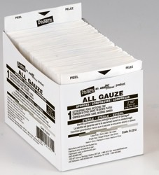 Gauze Sponge 4x4 Inch 8-Ply Drsg Nonsterile AMD Distech 8005- Box/200