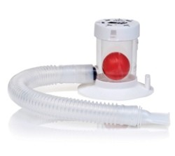 Exerciser Breathing Ball Type Hudson 1750 AirLife Spirometer- 1 Each