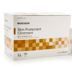 A&D Ointment 5gm Packets Skin Protectant McKesson 1188744- Box of 144