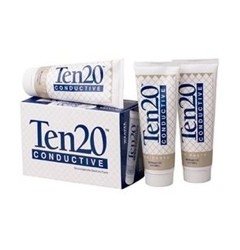 Ten20 Paste EEG Conductive 4oz Tube Weaver 10204T- Case of 3 Tubes
