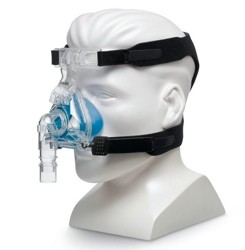 CPAP Mask Nasal with Headgear Petite ComfortGel Blue 1070040- 1 Each
