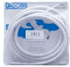 Rubber Tubing Urinary White 10 Ft x 5/16 Inch ID Urocare 600831- 1 Ea