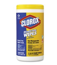 Wipes Clorox Bleach Free Disinfection Wipe Lagasse 1594- Can/35