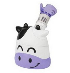 Steam Inhaler for Kids Margo Moo Briggs HealthSmart 40750000- 1 Each