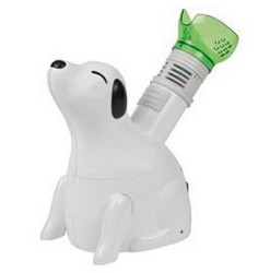 Steam Inhaler for Kids Digger Dog Briggs HealthSmart 40751000- 1 Each