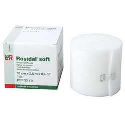 Padding Bandage Rosidal Soft Foam 4x1/6 Inch x 2-5/4 Yds 23111- 1 Each