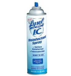 Disinfectant Lysol Spray 19oz Hard Surface Lagasse 95029- 1 Each