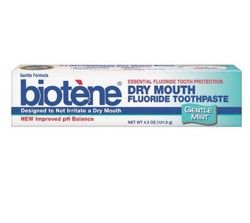 Biotene Dry Mouth Fluoride Toothpaste 4.3oz Fresh Mint 2073070- 1 Each