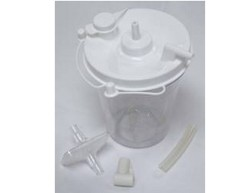 Suction Collection Kit 800mL Filter & Lid DeVilbiss 7305D603- 1 Each
