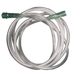 Oxygen Tubing 50 Feet Clear 3-Channel Hose Salter 20505020- 1 Each