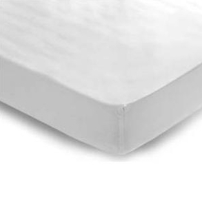reliamed hospital bed fitted sheet 36x80x8 white zr66124b 1 each. Black Bedroom Furniture Sets. Home Design Ideas