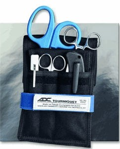 Emergency Responder Holster Set with 6 Instruments