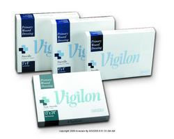 Vigilon Hydrogel Drsng- 6 x 8 Inch- Bard SKU BRD740043- Box of 10