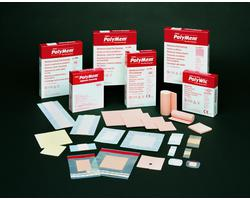 Adhesive Dressing PolyMem Dots- 2 x 2 Inch- FMC203A- Box of 20