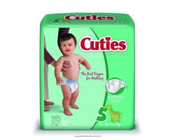 Cuties Baby Diapers