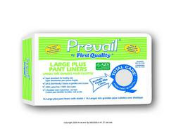 Previal Two Piece Pad & Pant Liner