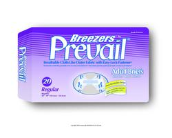 Breezers by Prevail Adult Briefs