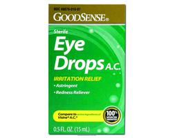 Eye Drops AC Relief 05oz