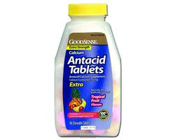 Antacid Calcium Tablets XS 96 Count
