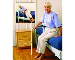 Smart Rail Bed Rail White Color- Healthcraft Products SRS- 1 Each