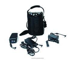 Oxygen Concentrator Portable Invacare XPO2 with Battery Pack- XPO100B- 1 Each