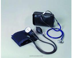 Invacare Self-Monitoring Home Blood Pressure Kit with Unattached Stethoscope