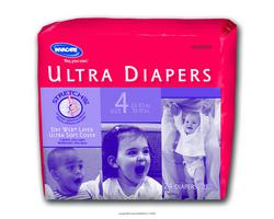 Invacare Disposable Ultra Children's Diaper