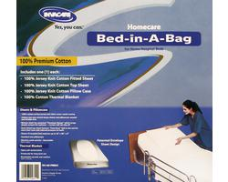 Invacare Cotton Home Care Bed-in-A-Bag
