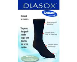 Invacare Diasox, Diabetic Socks