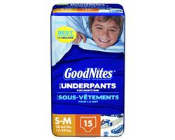 GoodNites Youth Underpants
