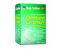 Polident Denture Tabs- Denture Cleaner Tabs- TOW2017- 84 Count