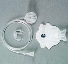 Comfort Infusion Set 31 Inch Hose 17mm Cannula 10000611- Box of 10