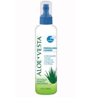 Aloe Vesta 8 Ounce Spray Perineal Wash Citrus Convatec 324709- 1 Each