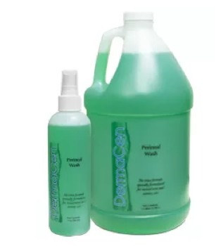 DermaCen Perineal Wash Rinse-Free Incontinence 1 Gallon 23071- 1 Each