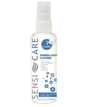 Case Sensi-Care 4 Ounce Perineal Skin Wash Unscented 324504- Case/48