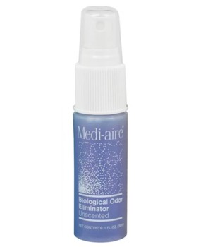 Medi-Aire Unscented Odor Eliminator Spray 1 Ounce Bard 7000U- 1 Each
