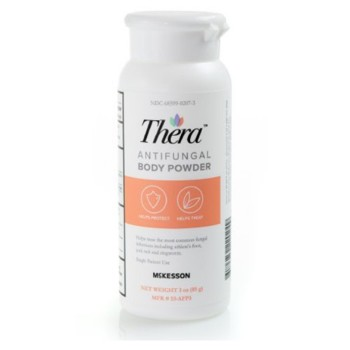 Thera Antifungal Body Powder 2% Strength 3 Ounce Bottle 53AFP3- 1 Each