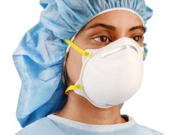 3m n95 respirator mask medical