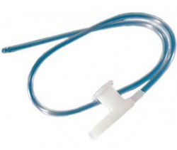 Tri Flo Single Catheter 8Fr Pediatric with Depth Markings T64C- 1 Each