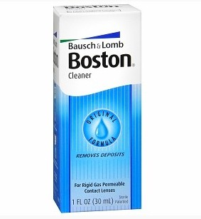 Contact Lens Cleaner Boston 1oz Sol. for Rigid Lenses 248057- 1 Each