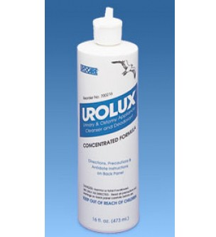 Urolux Ostomy Appliance Cleaner Deodorant 16oz Urocare 700216- 1 Each