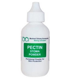Pectin Stoma Powder 1oz Bottle Montreal Ostomy MOCPOWDER- 1 Each