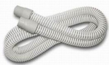 CPAP Tubing 6 Ft Gray Corrugated DeVilbiss IntelliPAP DV51D629- 1 Each