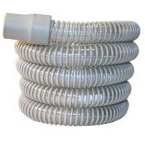 CPAP Tubing 8 Ft Easy-Flex Light Gray Roscoe SBTCPAP8OS- 1 Each