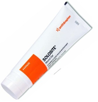 Hydrogel Dressing SoloSite 3oz Wound Gel Smith Nephew 449600- 1 Each