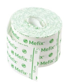 Mefix Tape 6 Inch x 11 Yards Dressing Fixation Fabric 311599- 1 Each