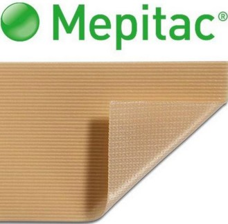 Mepitac Silicone Tape 3/4 x 118 Inch Gentle Fixation 298300- 1 Each