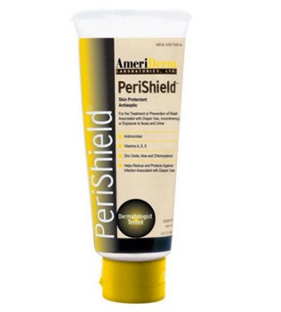 PeriShield Barrier Ointment 4oz Tube Skin Protectant ADM500- 1 Each
