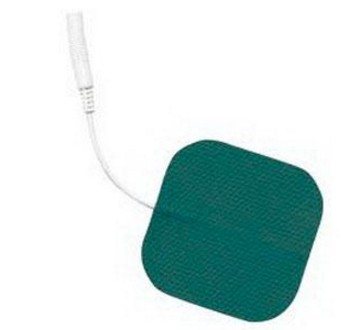 Soft-Touch Cloth Electrodes 2x2 Inch Pain Management SP2020- Pack/4