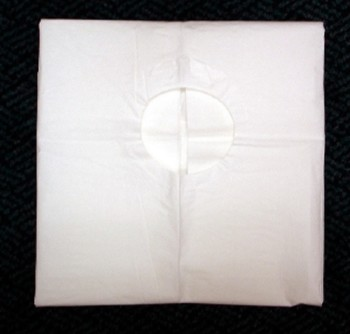 Drape Sheet 18x26 Inch Surgical 3 Inch Fenestration Sterile 25517- Box/50
